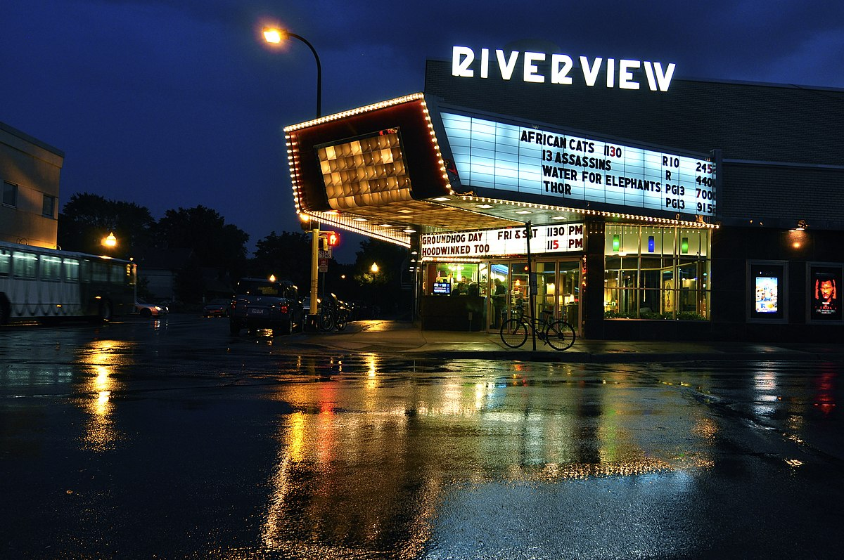 Riverview Theater Wikipedia