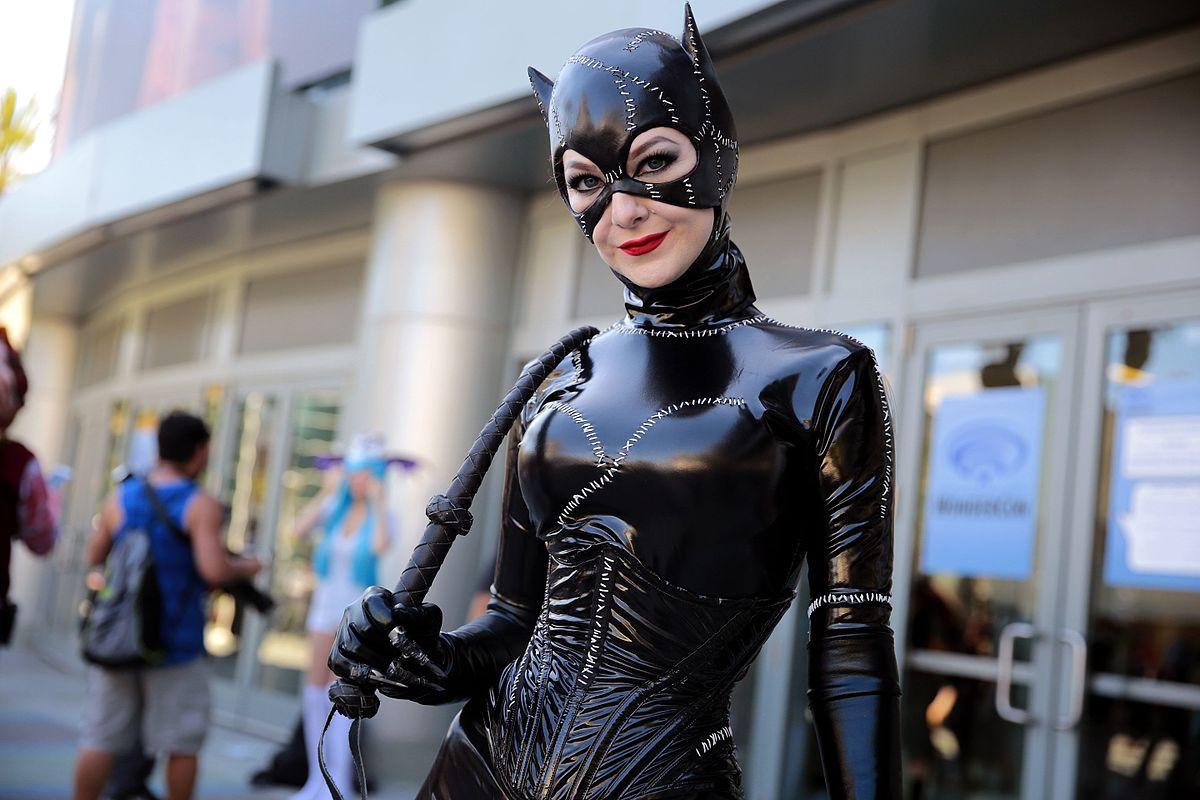 Catwoman - Simple English Wikipedia, the free encyclopedia
