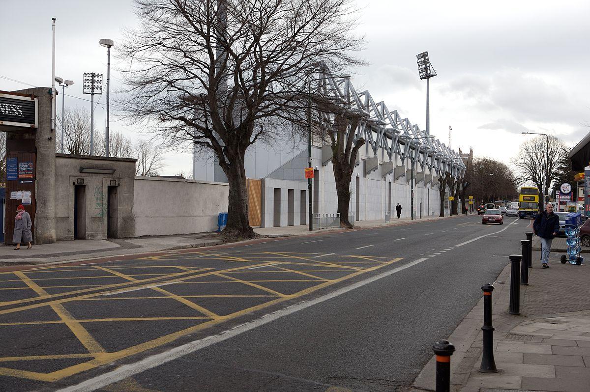 Donnybrook Stadium Wikipedia