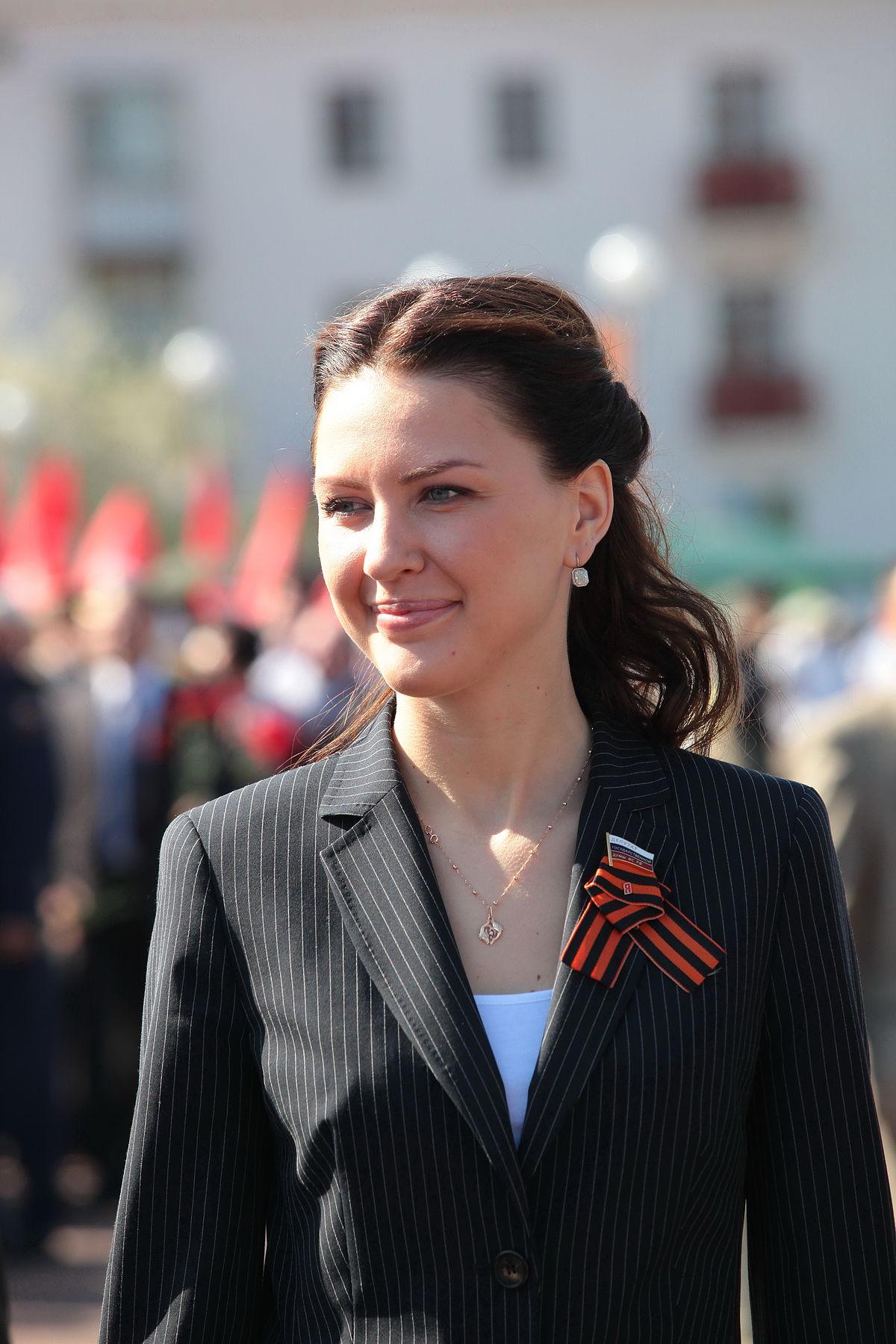 Alena Arshinova Wikipedia
