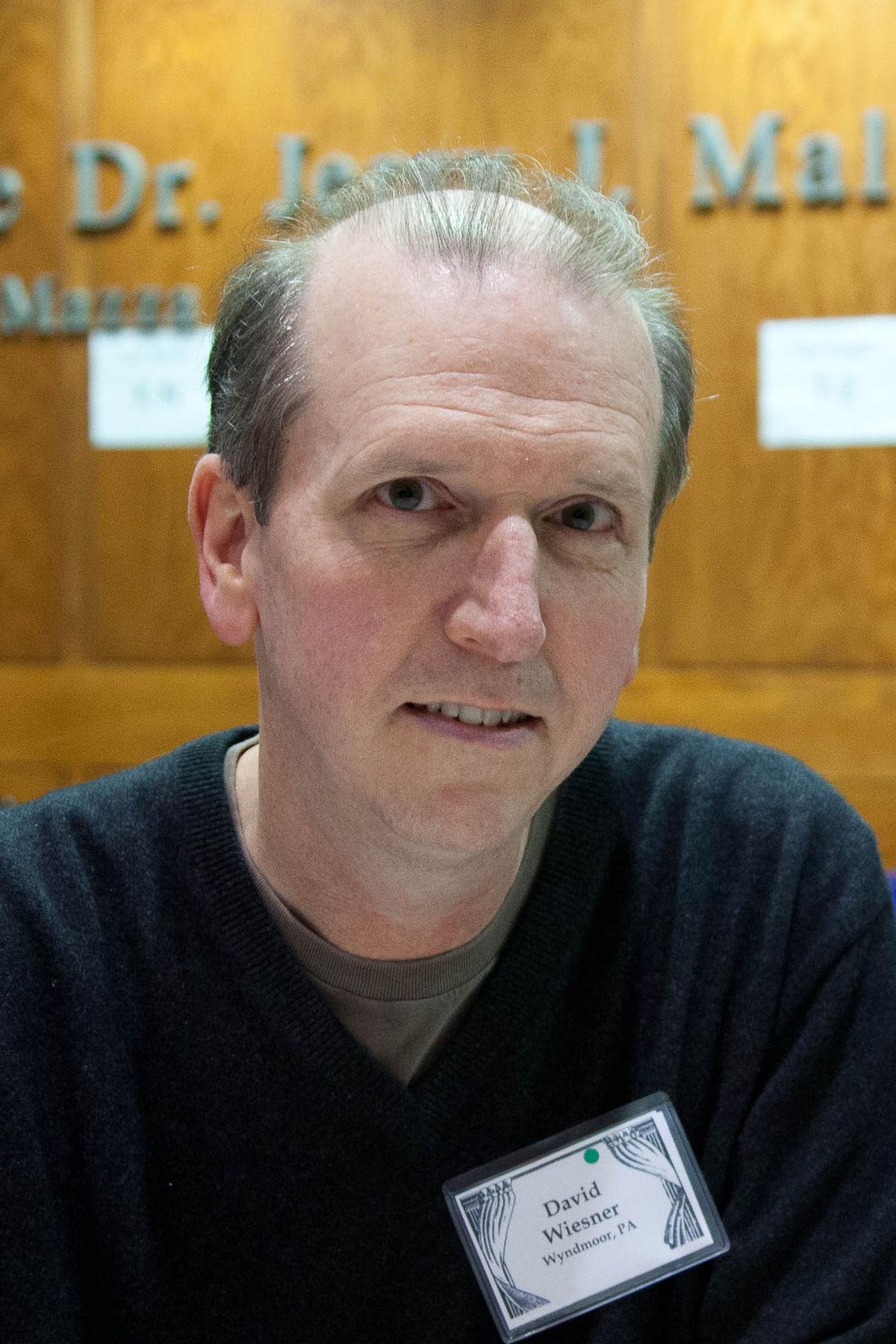 David Wiesner Wikipedia