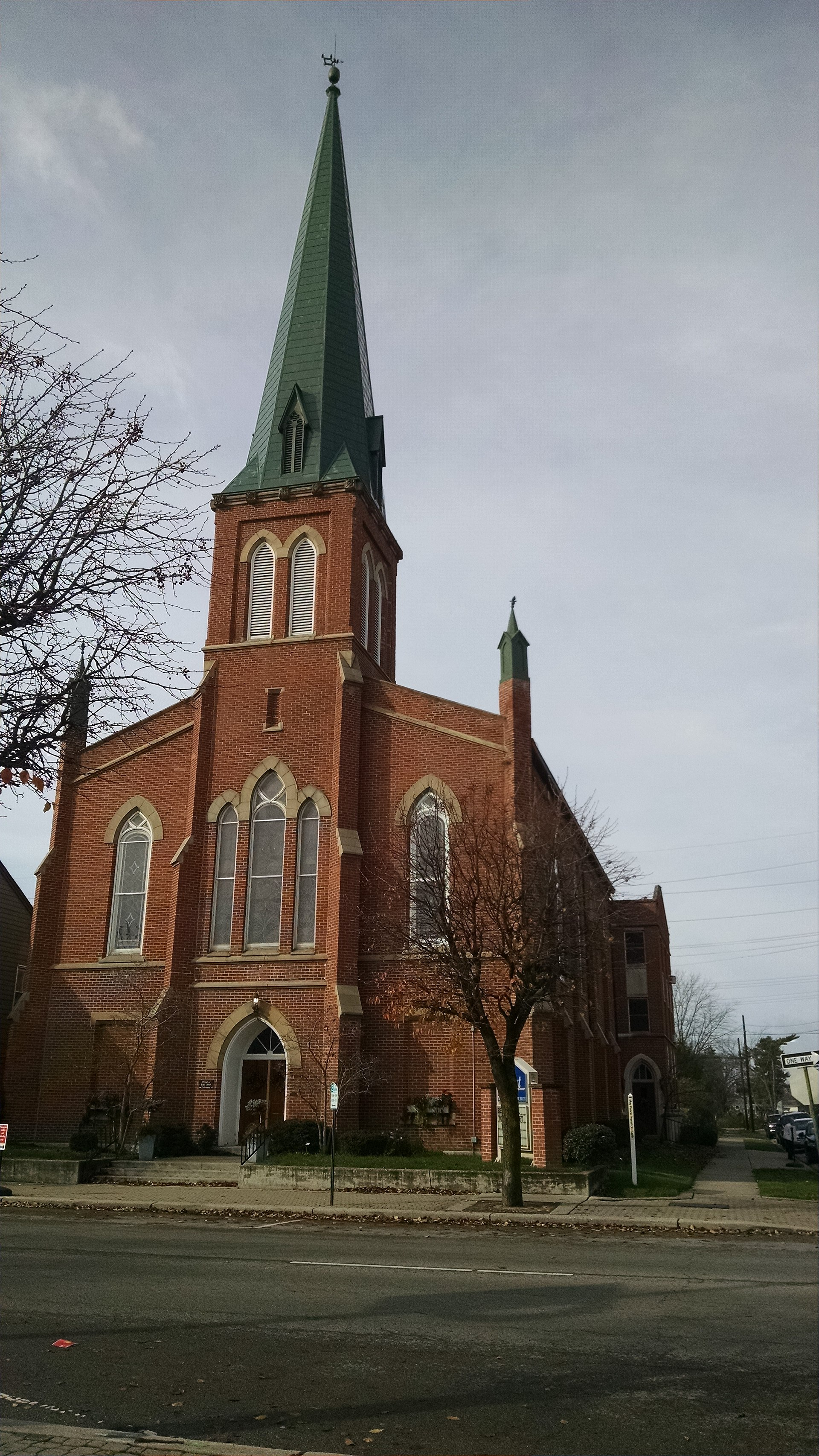 Franklin First United Methodist Church Wikipedia