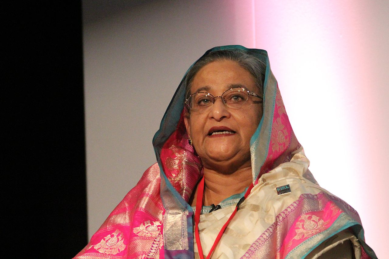 File Sheikh Hasina Honourable Prime Minister Of