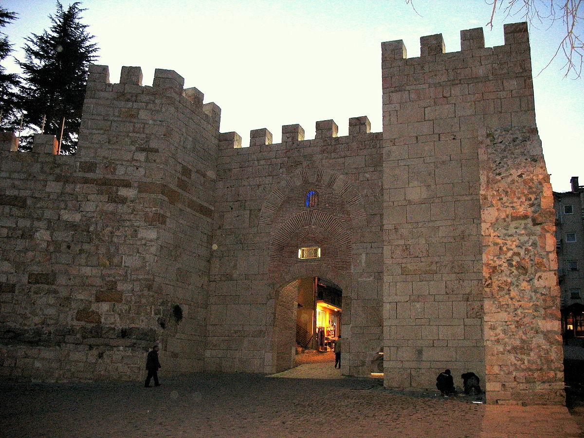 Siege Of Bursa Wikipedia