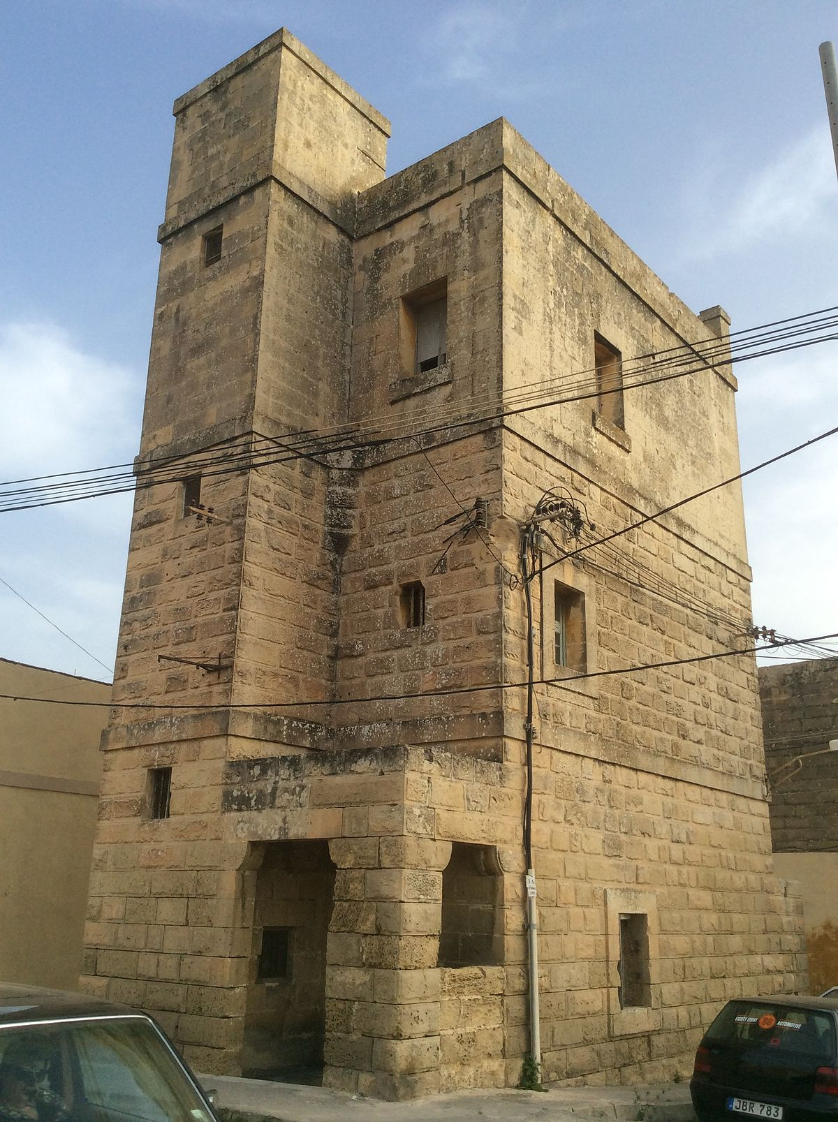 Għaxaq Semaphore Tower Wikipedia