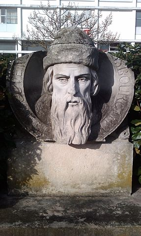 Fichier Johannes Gutenberg Tours Jpg Wikip 233 Dia