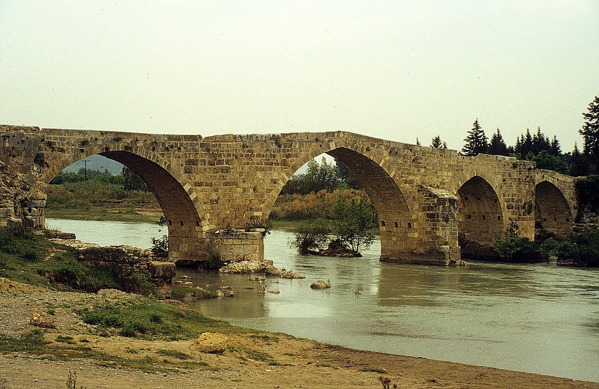 Eurymedon Bridge Aspendos Wikipedia