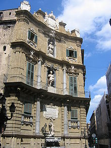 Quattro Canti Palermo Wikipedia