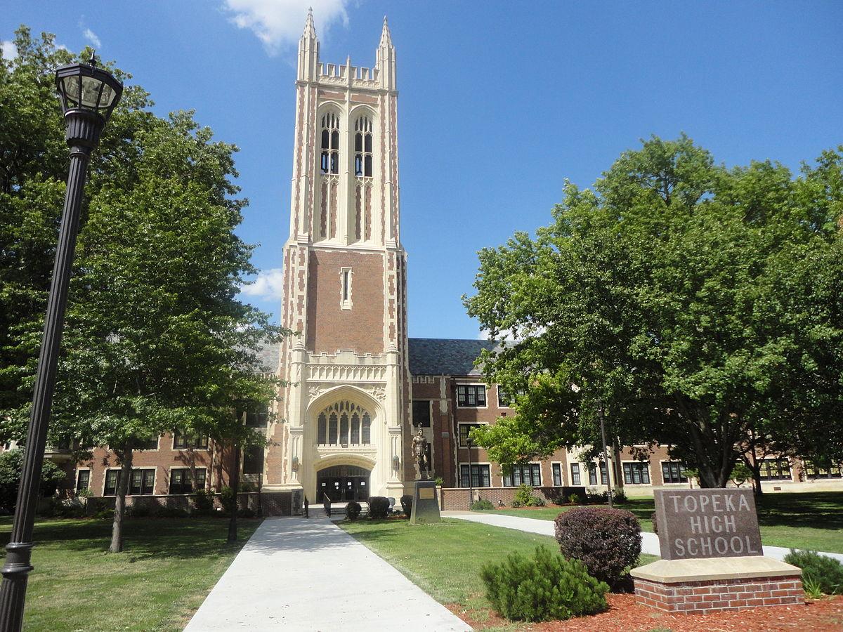 Topeka High School - Wikipedia