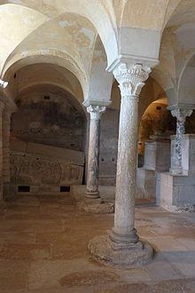Jouarre Abbey Wikipedia