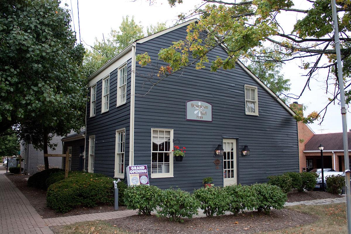 Montgomery Saltbox Houses - Wikipedia