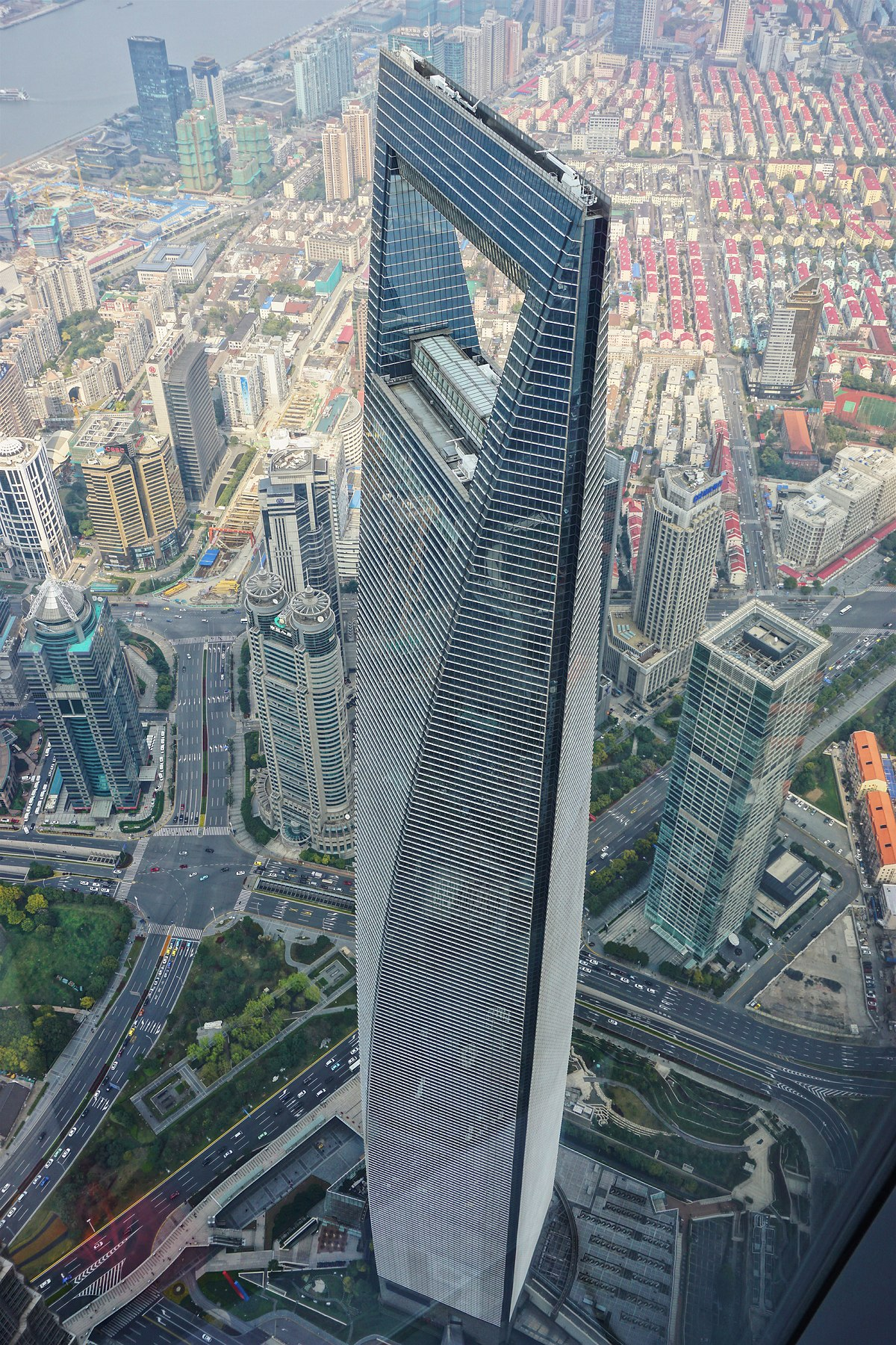Shanghai World Financial Center Wikipedia