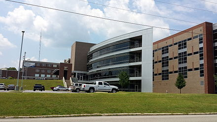 Morristown Medical Center in Morristown New Jersey was established in 1892 It is part of the Atlantic Health System With 5500 employees it is Morristowns