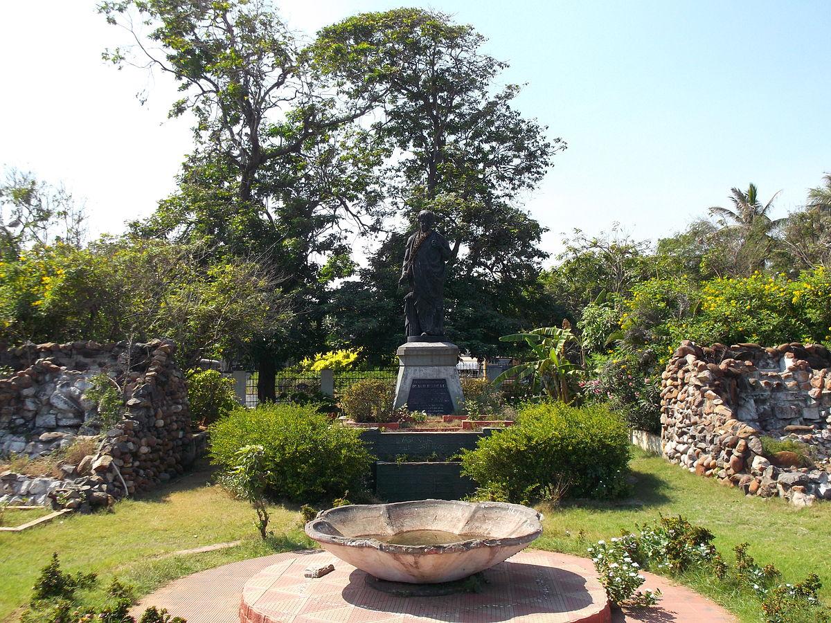 Dr Annie Besant Park Chennai Wikipedia