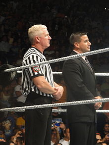 Justin Roberts (right) with Scott Armstrong