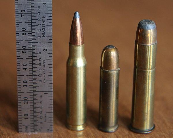 45 70 Bullet Comparison