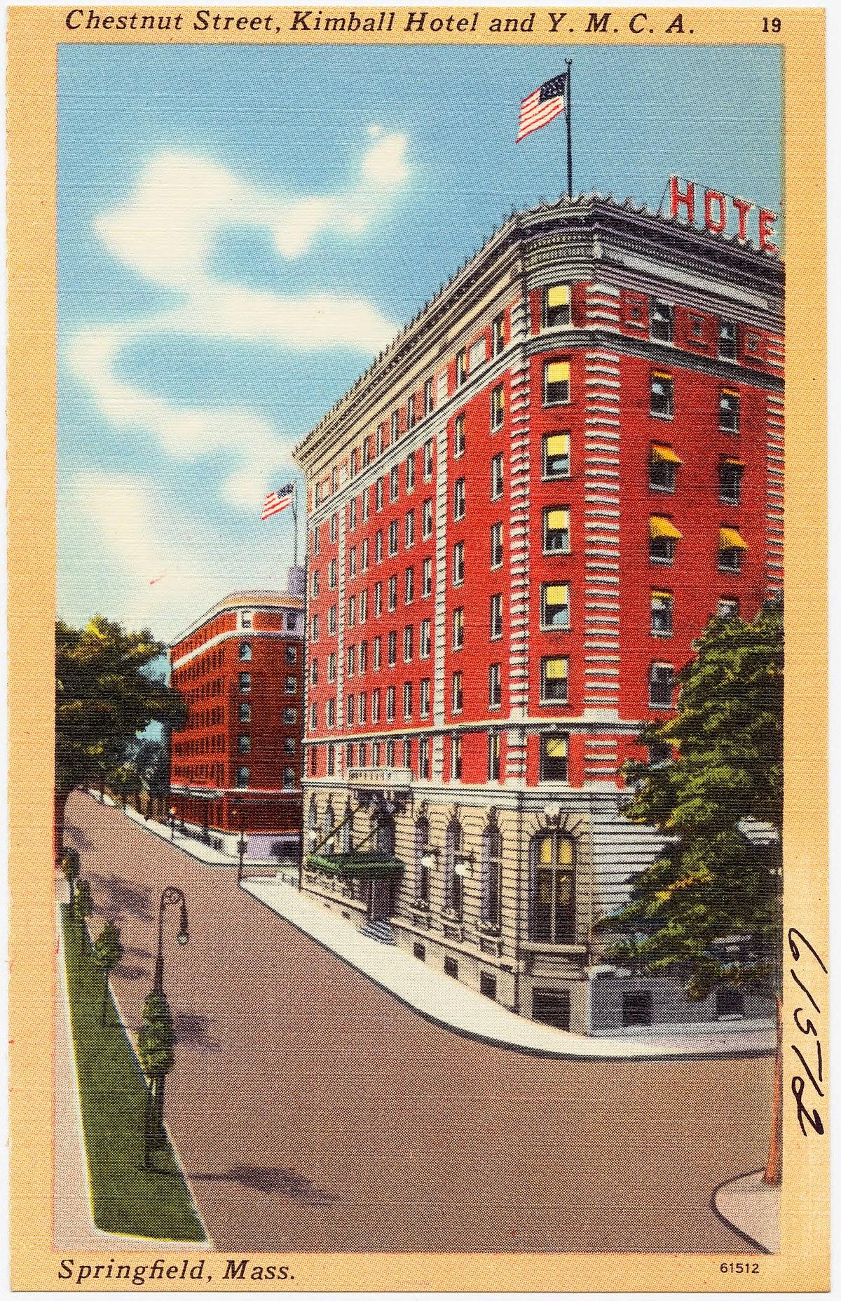 Hotel Kimball Wikipedia