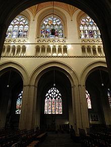 Cath 233 Drale Saint Corentin De Quimper Wikip 233 Dia