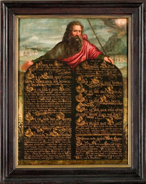10 commandments 603 mitzvot # 41