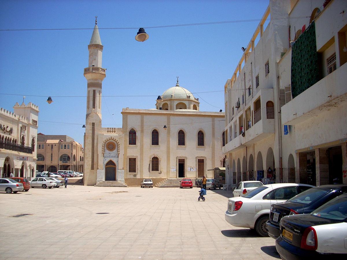 Atiq Mosque Benghazi Wikipedia