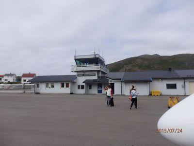 Hasvik lufthavn – Wikipedia