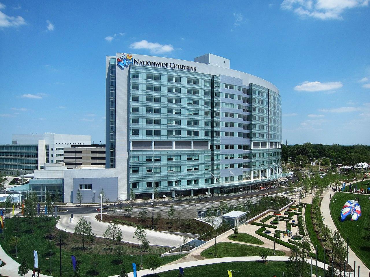File:Nationwide Children's Hospital (Columbus, Ohio ...