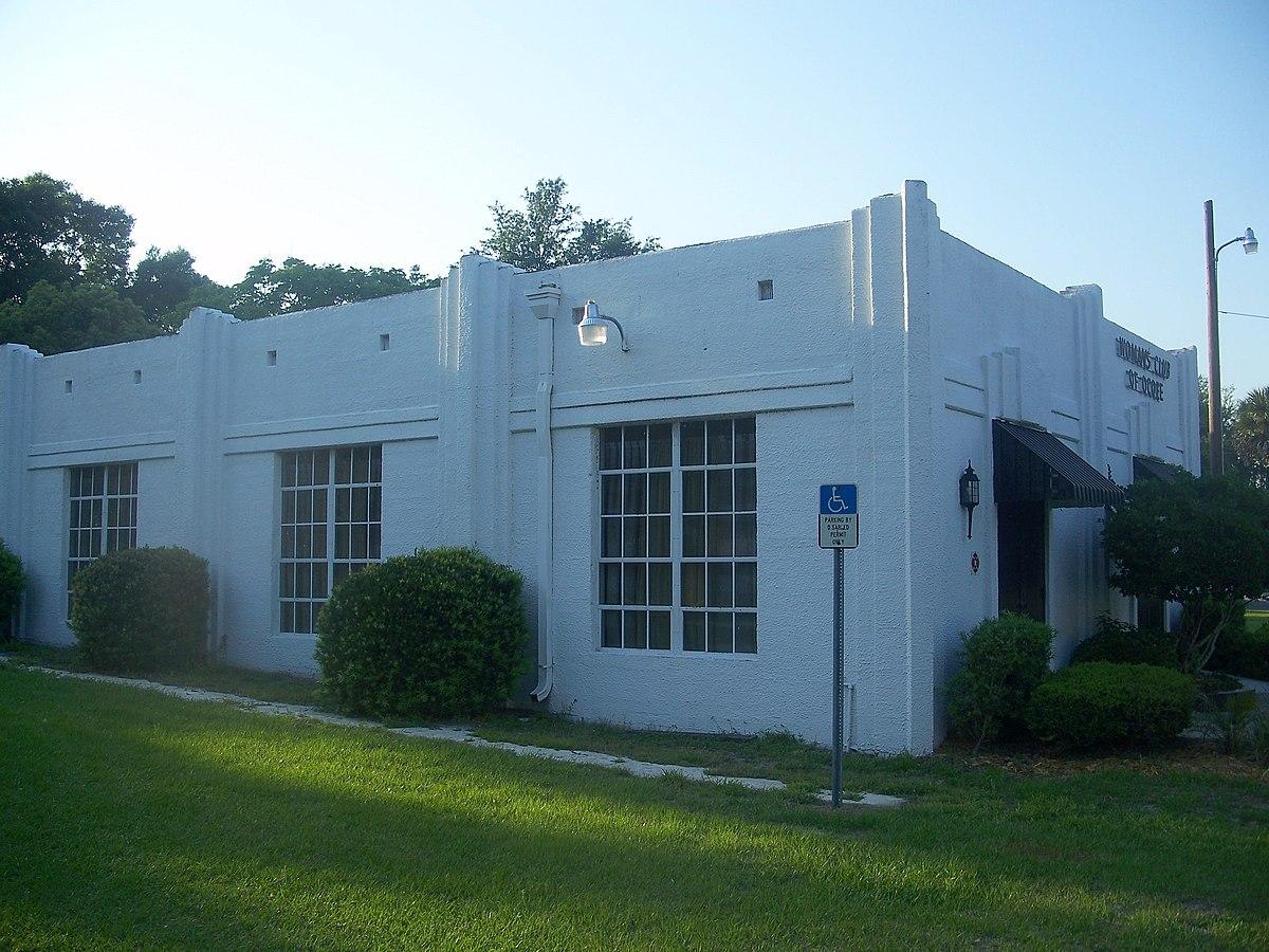 Woman's Club of Ocoee - Wikipedia