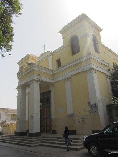 St. Louis Cathedral (Saint-Louis, Senegal) - Wikipedia