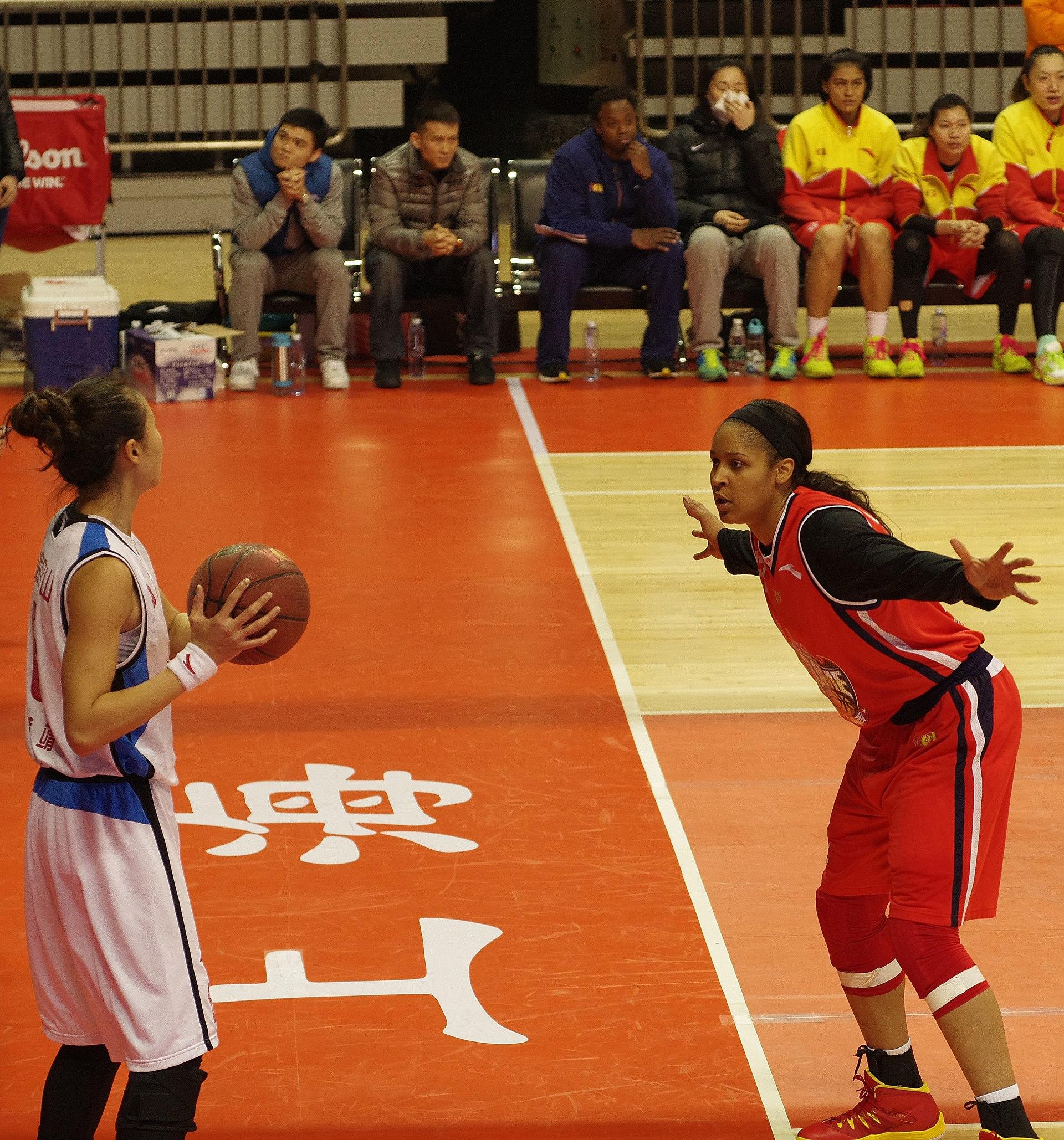 Women's Chinese Basketball Association - Wikipedia