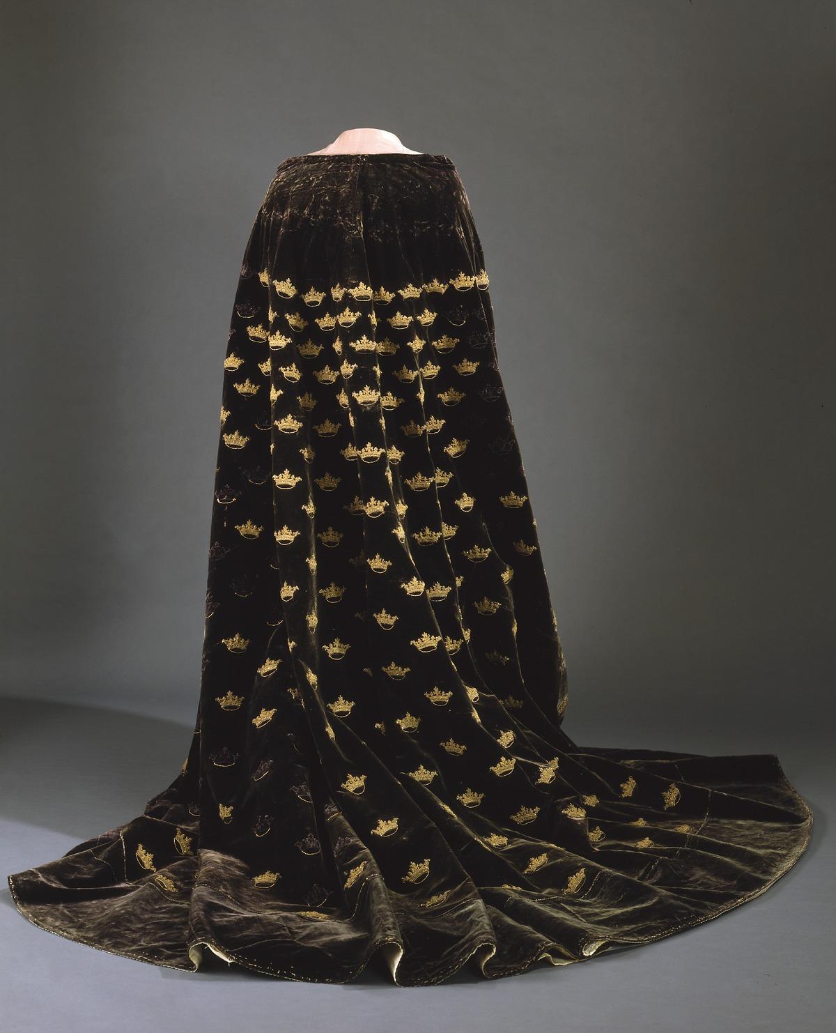 Swedish Coronation Robes Wikipedia