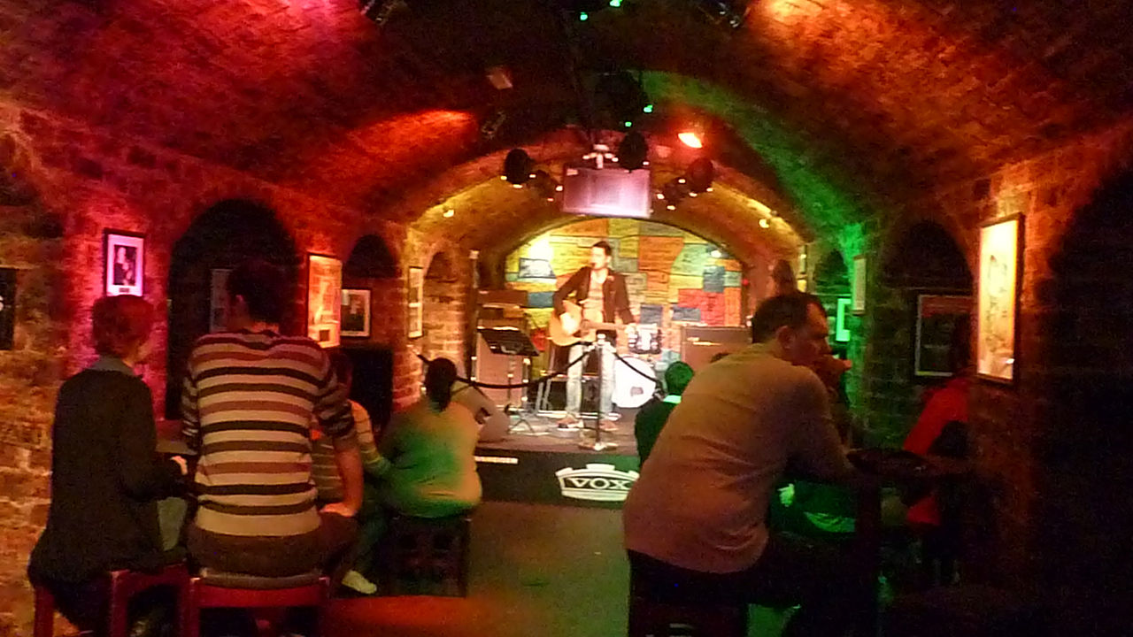 File The Cavern Club Stage 3 Mathew Street Liverpool