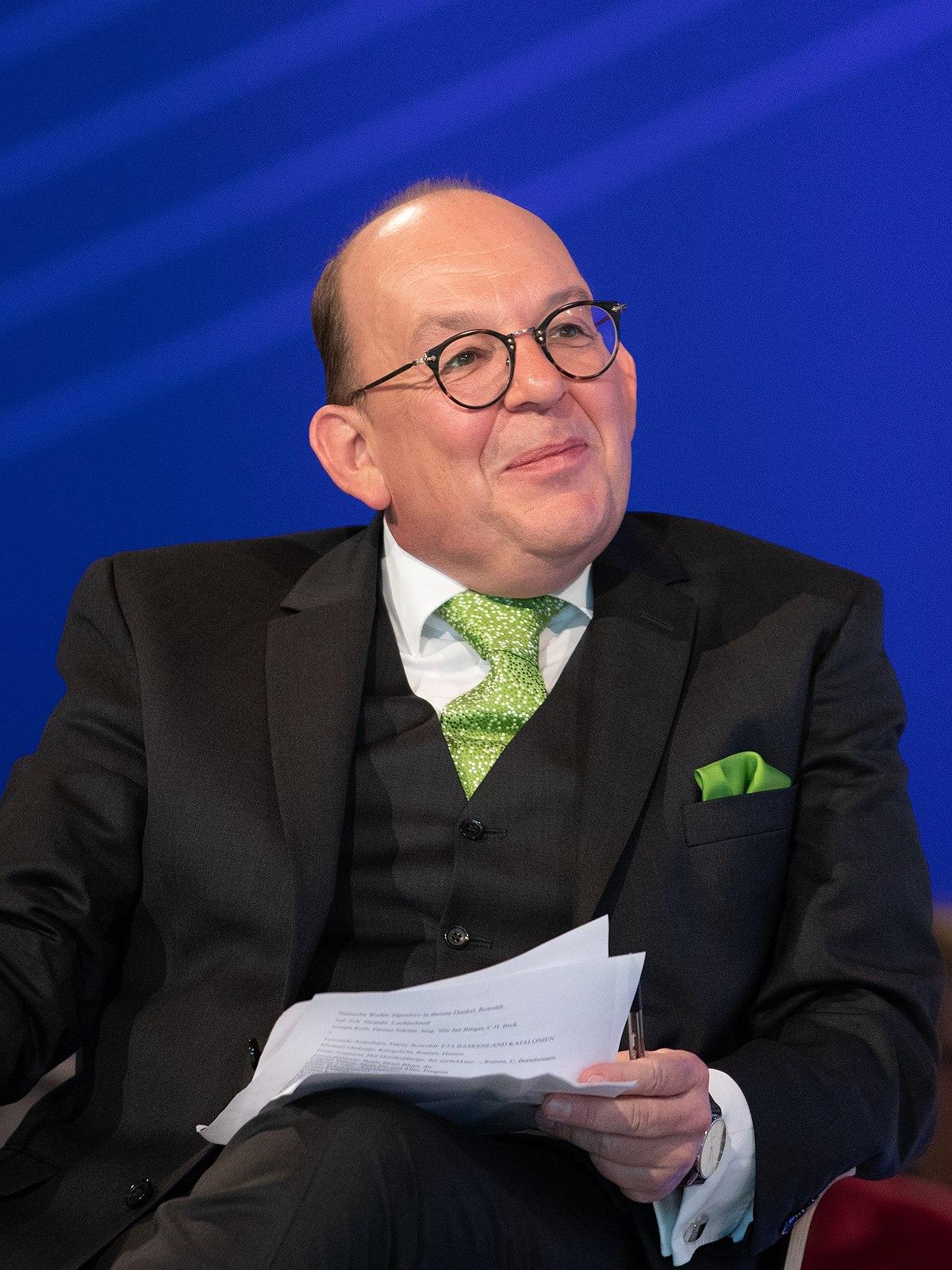 Denis Scheck Wikipedia