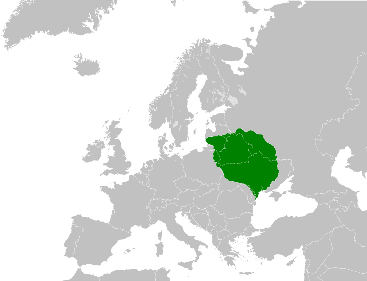 Grand Duchy of Lithuania   Wikipedia