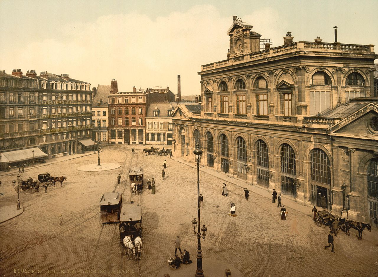 File 05071 The Railway Station Lille France Jpg