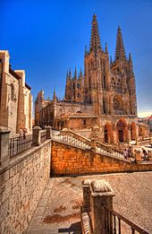 Burgos Cathedral Wikipedia
