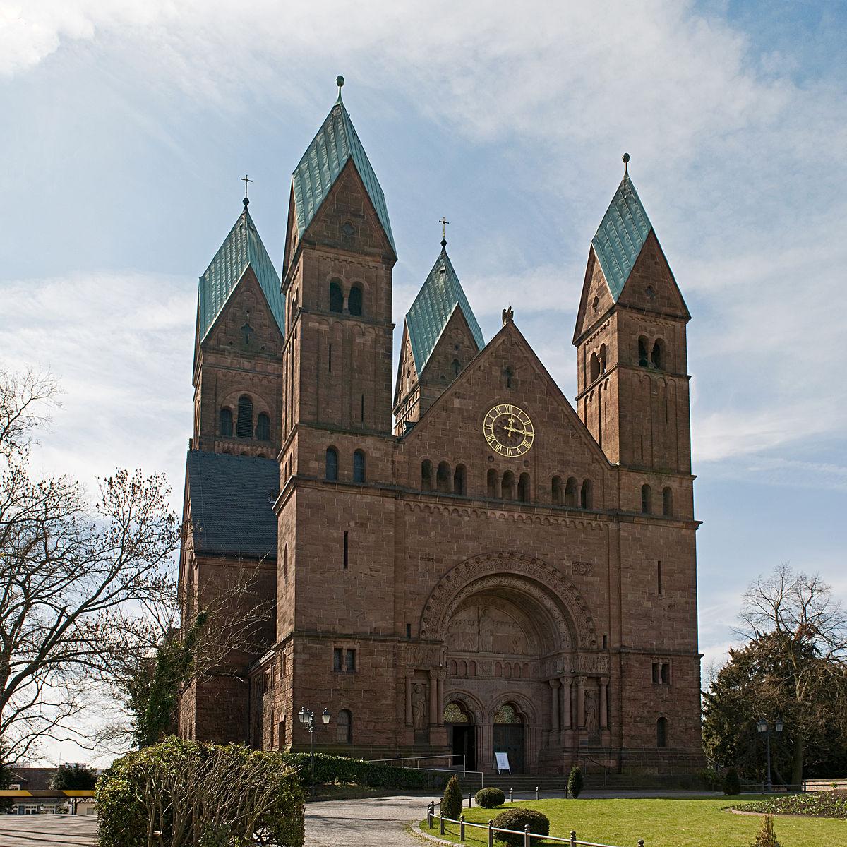 Erl 246 Serkirche Bad Homburg Wikimedia Commons