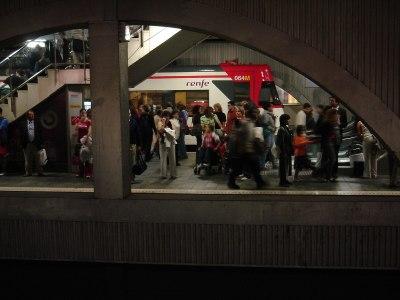 Plaça de Catalunya station - Wikipedia
