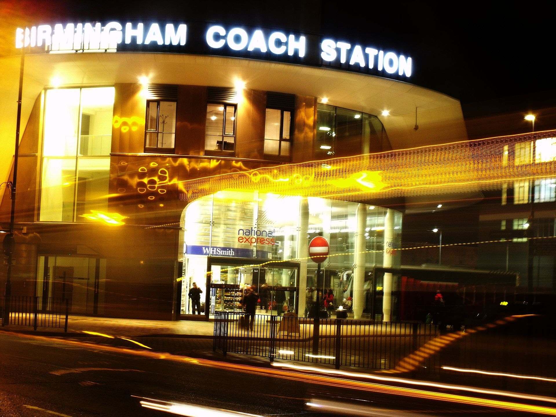Birmingham Coach Station Wikipedia
