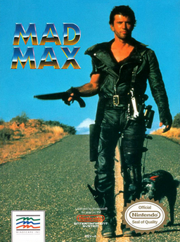 Mad Max 1990 Video Game Wikipedia
