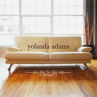 Day By Day Yolanda Adams Album Wikipedia