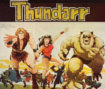 Thundarr the Barbarian   Wikipedia