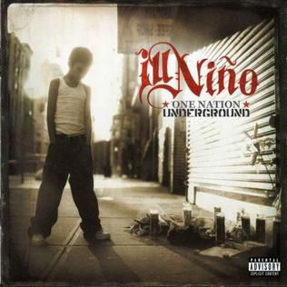One Nation Underground Ill Ni 241 O Album Wikipedia