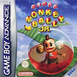 Super Monkey Ball Jr Wikipedia
