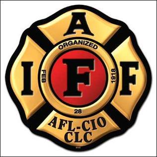 International Association of Fire Fighters - Wikipedia