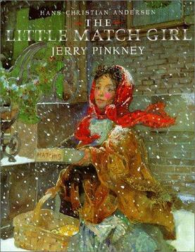 The Little Match Girl Pinkney Book Wikipedia
