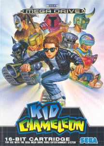 Kid Chameleon   Wikipedia
