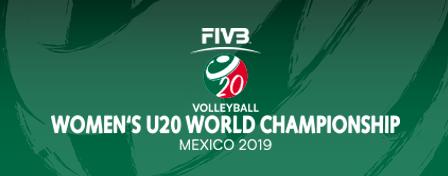 2019 FIVB Volleyball Women's U20 World Championship ...