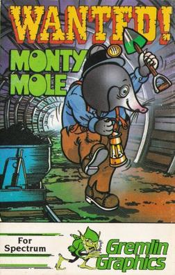 Wanted Monty Mole Wikipedia