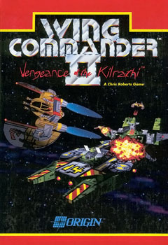 Wing Commander Ii Vengeance Of The Kilrathi Wikipedia