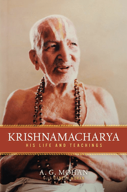 Krishnamacharya His Life And Teachings Wikipedia
